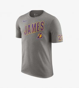 JAMES LAKERS TEE
