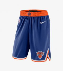 KNICKS ICON SWINGMAN SHORT