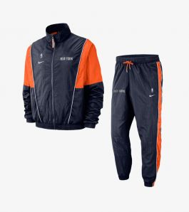KNICKS COURTSIDE TRACKSUIT