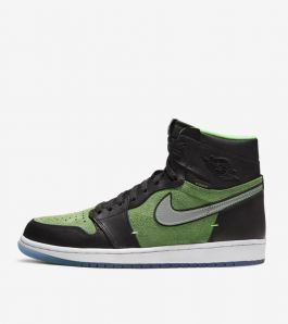 JORDAN 1 ZOOM RAGE GREEN