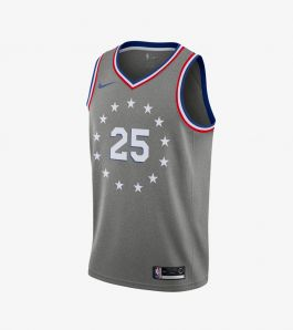 SIMMONS CITY EDITION SWINGMAN JERSEY