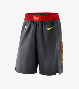 HAWKS ICON SWINGMAN SHORT