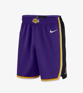 LAKERS STATEMENT SWINGMAN SHORT