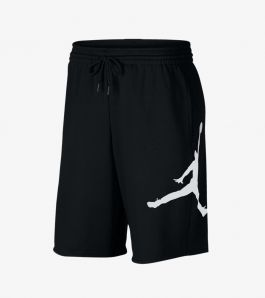 LOGO FLEECE SHORT