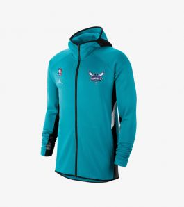 HORNETS THERMAFLEX SHOWTIME HOODIE
