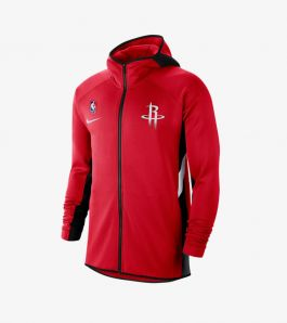 ROCKETS THERMAFLEX SHOWTIME HOODIE