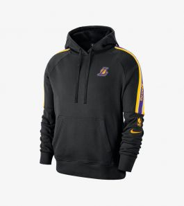 LAKERS CLASSIC COURTSIDE HOODIE