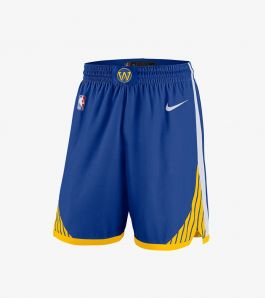 WARRIORS ICON SWINGMAN SHORT