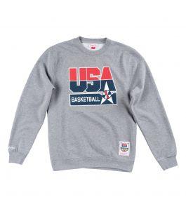 USA BASKETBALL LOGO CREW