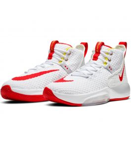 NIKE ZOOM RIZE WHITE RED ORBIT