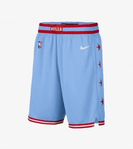 BULLS CITY EDITION SWINGMAN SHORT