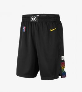 NUGGETS CITY EDITION SWINGMAN SHORT