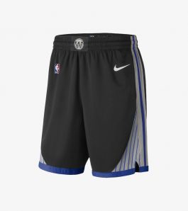 WARRIORS CITY EDITION SWINGMAN SHORT