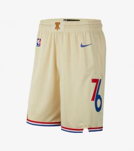 76ERS CITY EDITION SWINGMAN SHORT