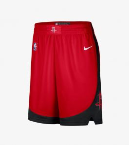 ROCKETS ICON SWINGMAN SHORT