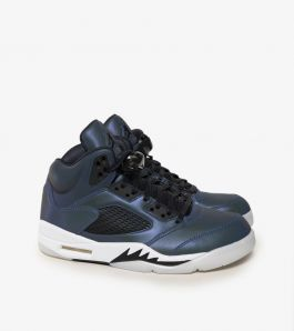 JORDAN 5 IRIDESCENT OIL GREY WMNS
