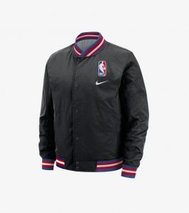 NBA TEAM 31 COURTSIDE JACKET