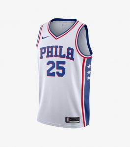 SIMMONS ASSOCIATION SWINGMAN JERSEY