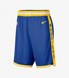 WARRIORS CLASSIC SWINGMAN SHORT