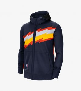 WARRIORS CITY EDITION THERMAFLEX SHOWTIME HOODIE