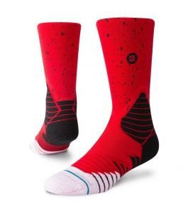 FLOATER 360 SOCKS RED