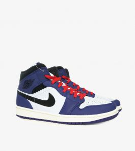 JORDAN 1 MID SE DEEP ROYAL BLUE