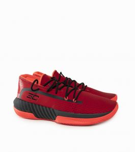 CURRY 3ZERO III RED
