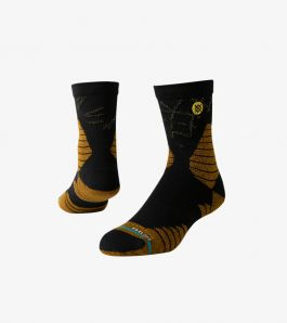 ALL BALL QTR SOCKS BLACK