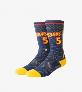 BARON DAVIS 04 WARRIORS SOCKS