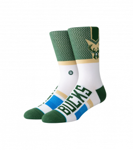 BUCKS SHORTCUT SOCKS