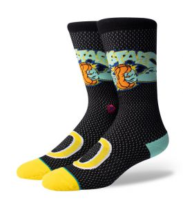 MONSTARS JERSEY SOCKS BLACK