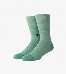 NBA LOGOMAN BB SOCKS SAGE