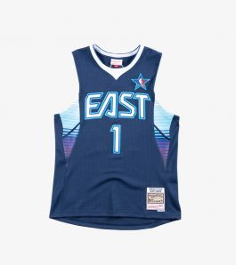 IVERSON ALL STAR 2009 SWINGMAN JERSEY