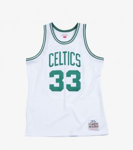 BIRD SWINGMAN JERSEY