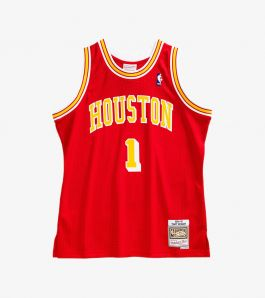 MCGRADY 04/05 ROCKETS SWINGMAN JERSEY