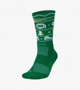 ELITE XMAS SOCKS CLOVER