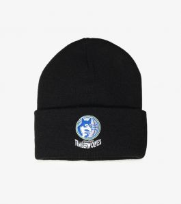T WOLVES TEAM LOGO CUFF KNIT