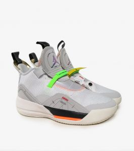 JORDAN 33 VAST GREY GS
