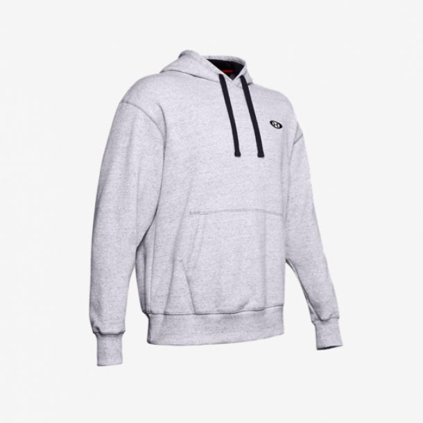 ORIGINATORS FLEECE HOODIE GREY