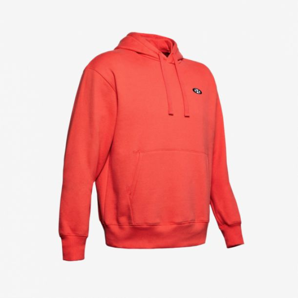 ORIGINATORS FLEECE HOODIE RED