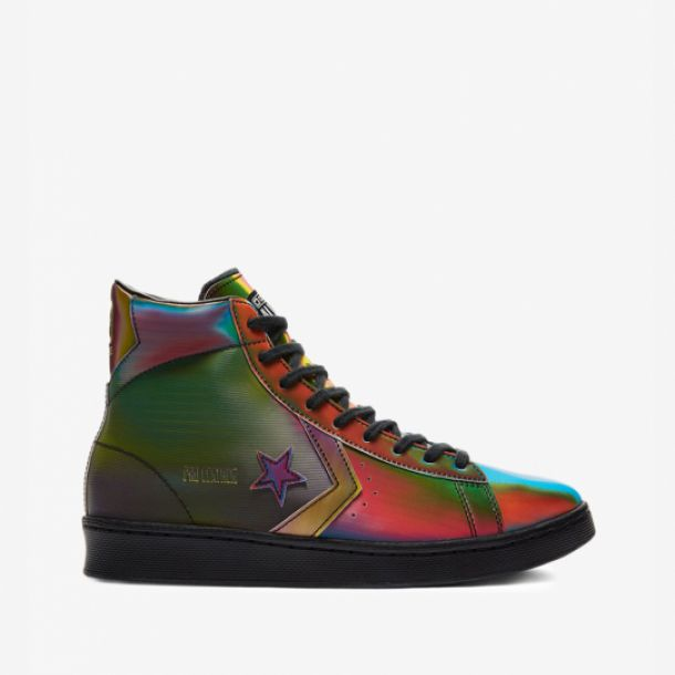PRO LEATHER HI IRIDESCENT