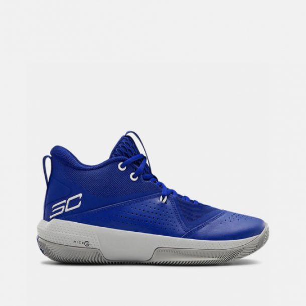 CURRY 3ZERO 4 BLUE