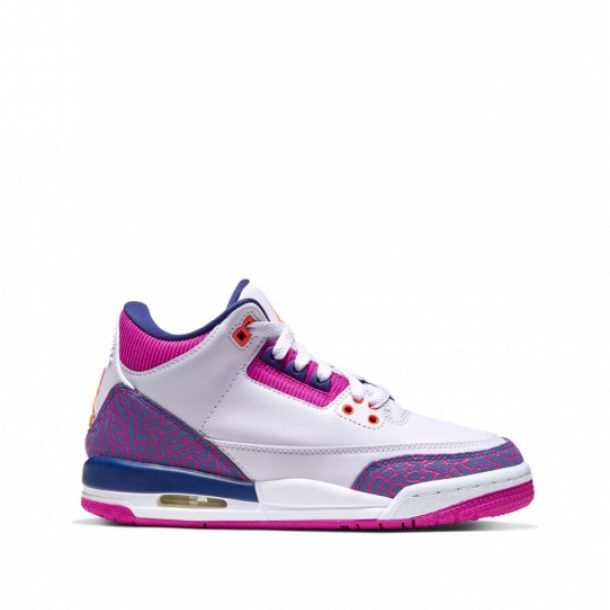 JORDAN 3 BARELY GRAPE