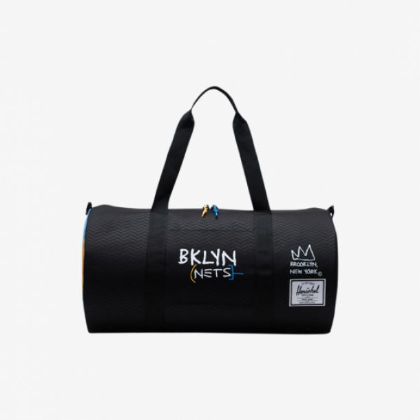 NETS CITY EDITION SUTTON MID DUFFLE