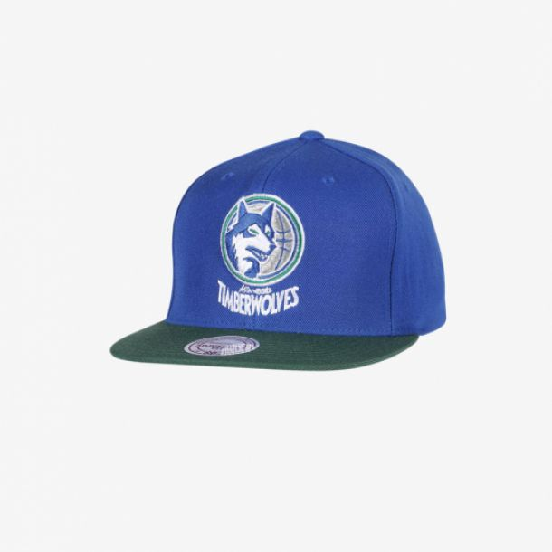 2 TONE TWOLVES SNAPBACK