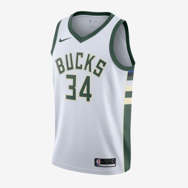 ANTETOKOUNMPO ASSOCIATION SWINGMAN JERSEY