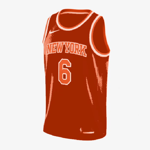 PORZINGIS ICON SWINGMAN JERSEY