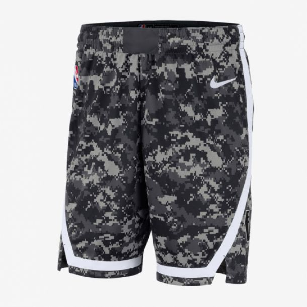 SPURS CITY EDITION SWINGMAN SHORT