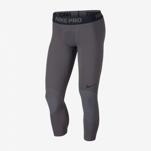 NIKE PRO 3/4 TIGHT GREY