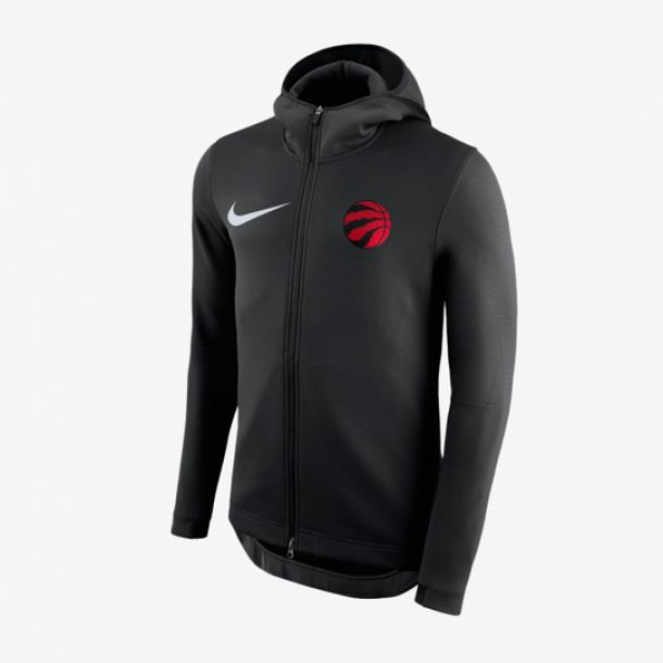 RAPTORS THERMAFLEX SHOWTIME HOODIE